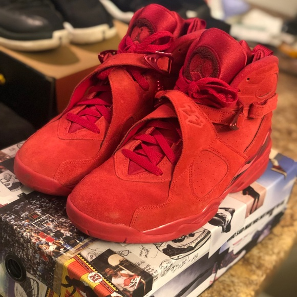 the latest 038f8 2be81 AIR JORDAN 8 VDAY